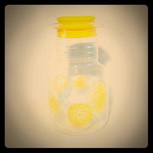 Vintage Pyrex Lemonade Carafe/Pitcher